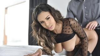 TeamSkeet - Hot Big Tit Brunette Gets Fucked