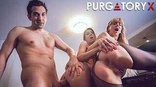PURGATORYX The Slut Maker Part 3 with Cherie Deville and Tara Ashley