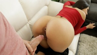 StepSiblingsCaught - Step Sister Bends Over For My Cock S10:E2