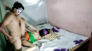 Romantic Rough Sex Of Indian Bhabhi Anita Singh With Her Horny Devar