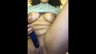 Masturbating while my roommates are home