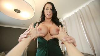 MYLF - Stepmom Lets Me Grab Her New Tits