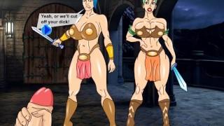 Sex Game Hentai Porn Parody