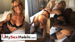 A big black cock for my wife Marina Beaulieu - MySexMobile
