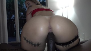 Big Booty Stella Rae Needing Some BBC