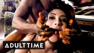 ADULT TIME Jane Wilde vs. BBC for Nasty, Hard Sex FULL SCENE