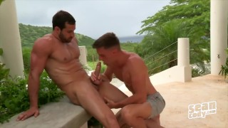 Sean Cody - Puerto Rico Day 1 - Gay Movie