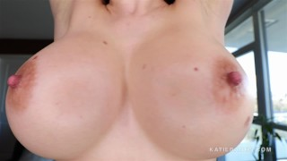Lotion These Huge Tits and Cum JOI