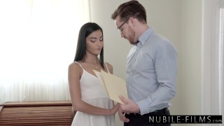 NubileFilms - Riding Realtor's Cock To Get A Better Deal S32:E16