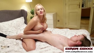 CONORCOXXX-Big dick meet big tits with Angel Wicky