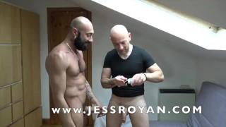 JESS ROYAN fucked barback by the xlx cokc of GIANNI MAGGIO