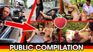 EPIC GERMAN PUBLIC FUCK DATE COMPILATION 2019 dates66