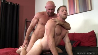 PrideStudios Daddy Killian Knox Barebacks His Boyfriend