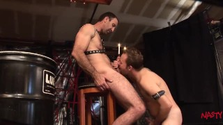 Boy Fucked and Bred by Daddy