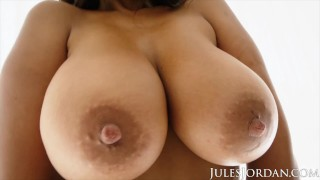 Jules Jordan - Bridgette B Gets Her ASS Pounded By The Milfomaniac
