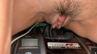 Wife riding type r shift knob