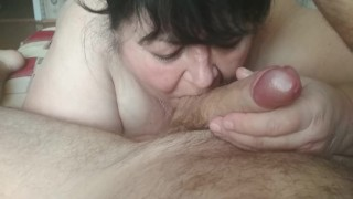 my mother-in-law loves anal sex