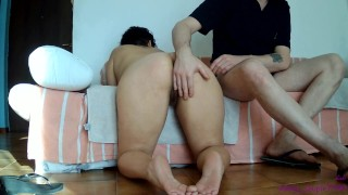 ANAL FISTED FUCKED IN ASS AND TOYNG