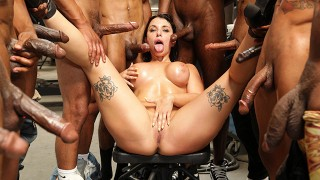 Ivy Lebelle Blows 13 BBC