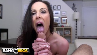 BANGBROS - Sexy MILF Kendra Lust Brings Her Big Tits & Big Ass To Miami