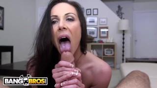 BANGBROS - Sexy MILF Kendra Lust Brings Her Big Tits & Big Ass To Miami