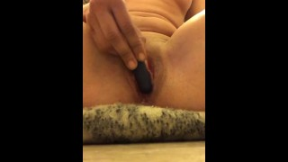 Tight little horny pussy