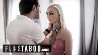 PURE TABOO Creepy Tutor Takes Advantage Of Struggling Student