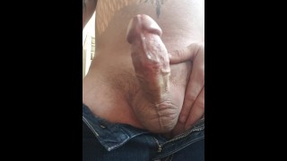 FPOV Precum And Thick Hot Cum From My Monster Cock