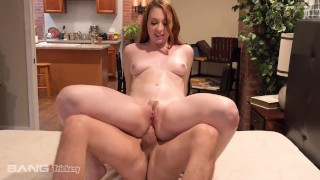 Trickery - Arietta Adams' Boyfriend Tricks Her Into Anal Sex