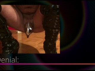 Information to Chastitiy for Keyholders 02 (Chastity Relationship)-male chastity