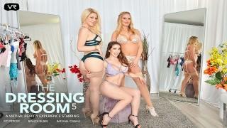 Naughty America Bianca Burke, Kit Mercer, & Rachael Cavalli get fucked