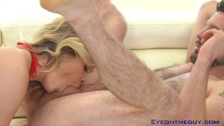Trailer! Mike Mancini gets his ass licked & body worshipped by Katie Kush!