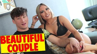 Most Popular Couple On PornHub - Latina That Loves Big White Dick