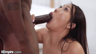 XEmpire - Asian Yoga Instructor Takes Her Client's BBC
