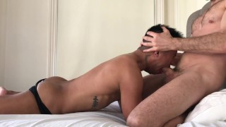 Bareback with a hot guy