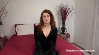 Casting redhead babe Vanessa Desperate Amateurs