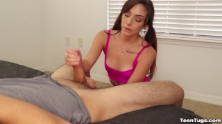 """OMG it's So hard!"" Dani Blu POV [TeenTugs]"