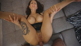 Mara Martinez painfull anal