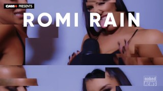 The Schmooze Quarantine Edition - Romi Rain