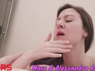 Mars – Cumshot compilation (cumpilation) with Angel Emily and Alecia Fox