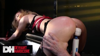 Deviant Hardcore - Sub Lyra Louvel Gets Dominated