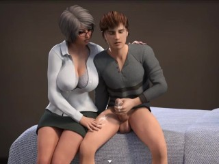 LUST EPIDEMIC – LESBIAN MILFS ARE PLAYING IN MY BEDROOM – PART 23