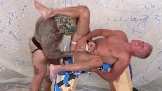 Fisting Dale Savage