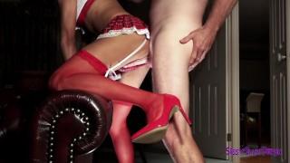 Slutty Maid - Sneak Peek (FULL CLIP ON PORNHUB PREMUIM)