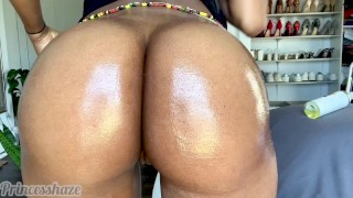 ASMR JOI/Edging with Countdown—Ass Worship