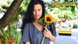 Carne Del Mercado - Selena Gomez Perky Tits Petite Latina Colombiana Teen Picked Up And Fucked