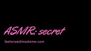 ASMR: Secret Confession