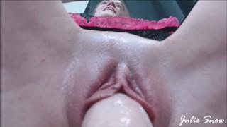 Amazing Pussy Dildo Ride Virtual Sex