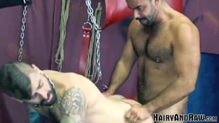 HAIRYANDRAW Teddy Torres Eats Armpits And Fucks Kinky Jock