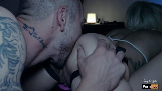 MFF a friend of ours bathes the bed to the sound of squirt (Italian dialogues) 4K